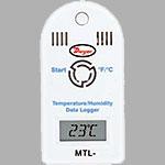 Регистраторы влажности/температуры и точки росы
