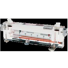 Комлект жидкостных манометров для измерения скорости воздуха серии 100AV Durablock