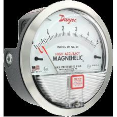 Высокоточный манометр дифференциального давления Magnehelic 2000-НА