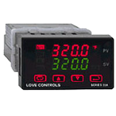 Контроллеры температуры / технологического процесса серии 32A