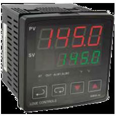Контроллер температуры по стандарту 1/4 DIN серии 4C