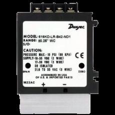 Датчик дифференциального давления на низкие диапазоны 616KD-LR