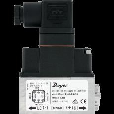 Компактный датчик дифференциального давления 629HLP