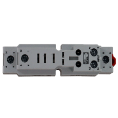 Реле с переключателем SPDT в прозрачном корпусе серии 781