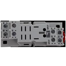 Реле с переключателем DPDT в прозрачном корпусе серии 782
