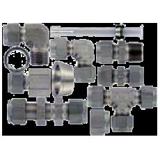 Фитинги из нержавеющей стали для технологической линии серии A-1000