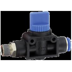 Быстро присоединяемые пневматические клапаны серии A-4000