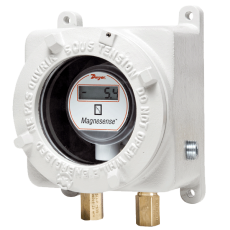 Датчик дифференциального давления в огнестойком корпусе Magnesense® MS AT2MS