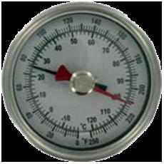 Биметаллический термометр максимума/минимума BTM3