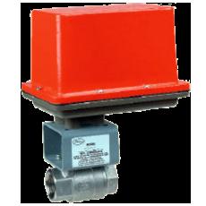 Автоматизированный двухдетальный шаровой клапан BV2