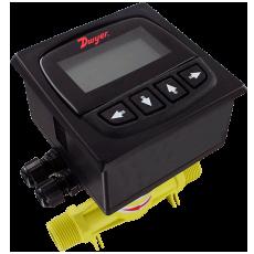 Цифровой лопастной расходомер серий DFMT и DFMT2