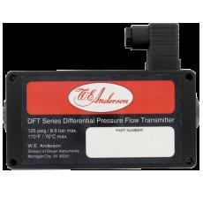 Датчики потока воды серии DFT для замера расхода жидкостей
