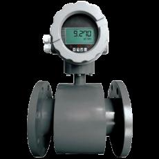 Фланцевый электромагнитный расходомер серии FLM