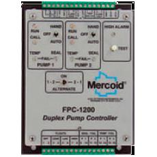 Дуплексный контроллер насоса модели FPC-1200
