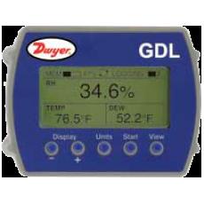 Регистратор данных с графическим дисплеем GDL