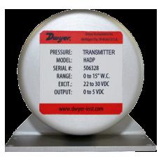 Высокоточный датчик дифференциального давления серии HADP
