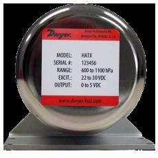 Датчик давления высокой точности серии HATX
