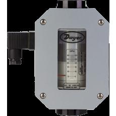 Ротаметры для воды с двумя 10A реле потока серии HFO