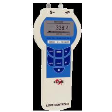 Точный цифровой манометр дифференциального давления серии HM35