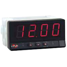Панельный цифровой измерительный прибор серий LCI108 и LCI108J