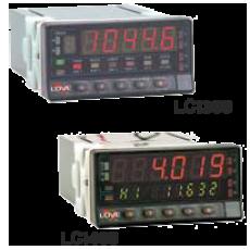 Панельные измерительные индикаторы серий LCI308 и LCI408