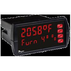 Панельный измеритель температуры серии LTI