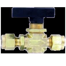 Компактный двухходовой шаровой клапан MSV