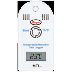 Регистратор температуры, влажности, точки росы с USB выходом серии MTL