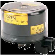 Индикатор/переключатель положения клапана QV