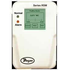 Монитор разности давления в помещениях серии RSM