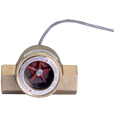 Датчик потока жидкости серии SFI-100T