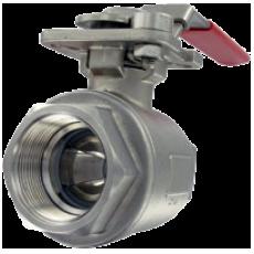 Клапан SVB из нержавеющей стали с V-образным шаром