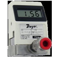 Турбинный расходомер жидкости с датчиком TFM-LI