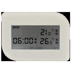 Цифровой программируемый термостат с сенсорным экраном TLVT1