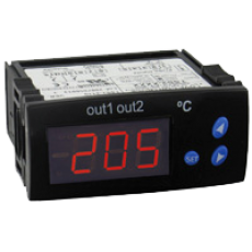 Двухуровневое цифровое реле температуры воздуха серии TSS2