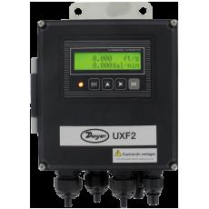 Cтационарный ультразвуковой расходомер для прозрачных сред UXF2 и сенсор SX3
