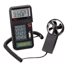Лопастной анемометр серии VT-200