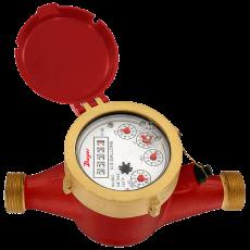 Многоструйный расходомер горячей воды WMH