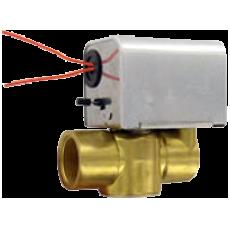 Двухходовой зонный клапан серии ZV1