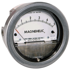 Дифференциальные манометры Magnehelic 2000
