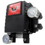 Пневматический и электро-пневматический позиционер серии 265