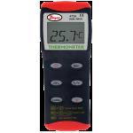 Термопарный термометр с двумя входами 472A-1