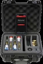 Беспроводной гидравлический манометр дифференциального давления серии 490W