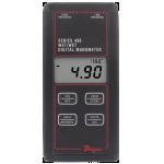 Цифровые манометры для жидкости и газа серии 490