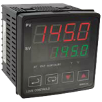 Компактный контроллер температуры серий 16C, 8C и 4C