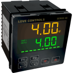 Контроллер температуры/технологического процесса серий 16G, 8G и 4G