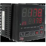 Температурный контроллер размером 1/4 DIN серии 4V-3