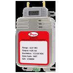 Высокоточные датчики низкого дифференциального давления серии 610