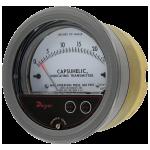 Показывающий датчик дифференциального давления жидкости Capsuhelic 631B
