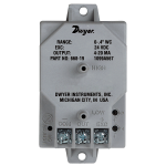 Компактный датчик дифференциального давления серии 668